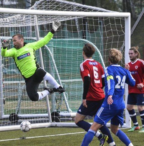 MØTES: Harestua og Brandbu møtes igjen i årets 6. divisjon.