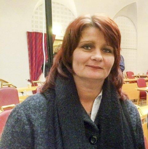 Perm: Kirsti Brekke Myrli søker permisjon.