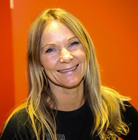 DAGLIG LEDER: Marita Rognøy i Halden Topphåndball har sørget for å gi Norges Håndballforbund at man ønsker av dokumentasjon etter hendelsen i kampen mot Drammen.