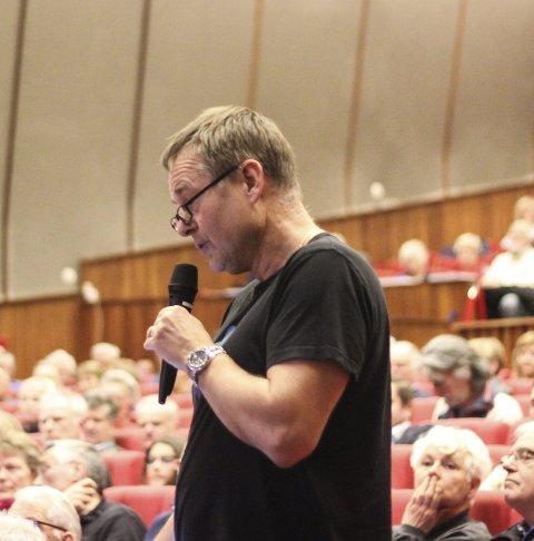 Sven Olaf Brekke: Takka for beklaging frå NVE.