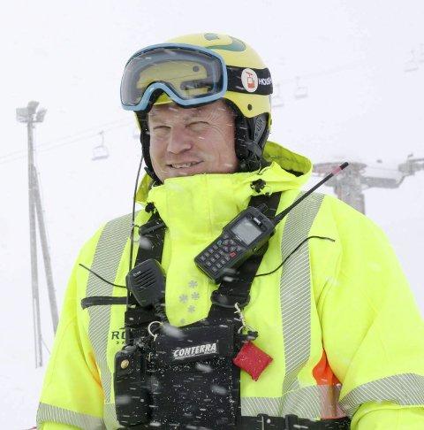 Røldal skisenter: Daglig leder Oddvar Bratteteig.