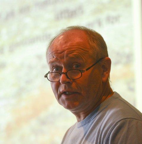 Miljøkoordinator Torleif Fresvik.