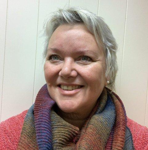 Rektor: Berit Leigland, rektor ved Vaksenopplæringa i Ullensvang kommune. Foto: Privat