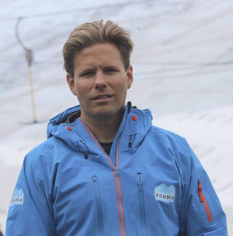 Reiselivsdirektør: Andreas Skogseth.