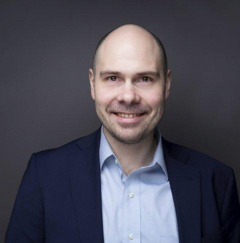 Anders Opdahl. Foto: Lars Myhren Holand