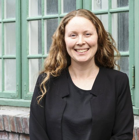 Ny: Anna Gursli Langesæter, en av tre nye i HMF-styret. ARKIVFOTO: INGA JAASTAD ØYGARD