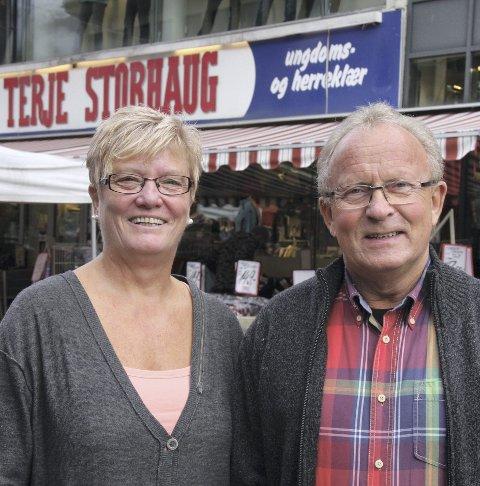 Reidun og Terje: Gründere med suksess i Odda. Fra HF 21. oktober 2011.