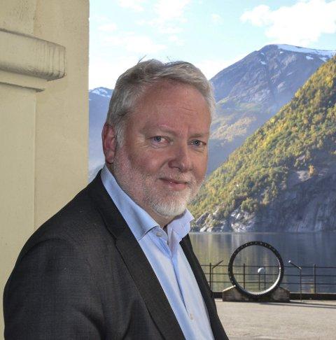 Jørn Holme: Arkivfoto: Mette Bleken