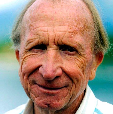 OMKOM: Hans Olav Tungesvik ble skadet i en trafikkulykke mandag. Fredag døde han.