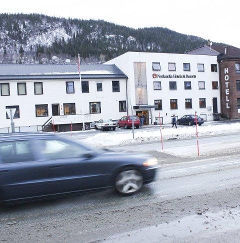 Asylmottak?: Nordlandia Lyngengården Hotell i Mosjøen. Foto: Jon Steinar Linga