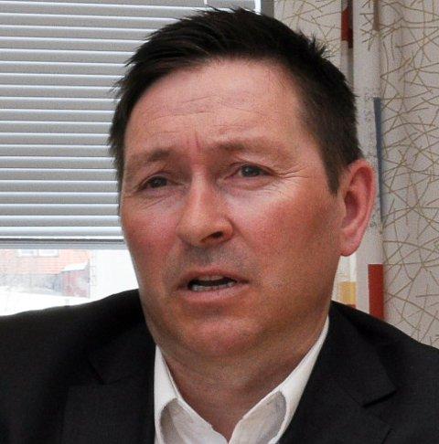 COOP: Administrerende direktør Jan-Ivar Alsén i Coop Finnmark.