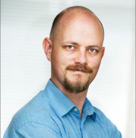 IKKE ENIG: Stig Flesland i Skattebetalerforeningen er ikke enig med redaktør Pål Nordby i at åpenhet aldri kan bli feil.