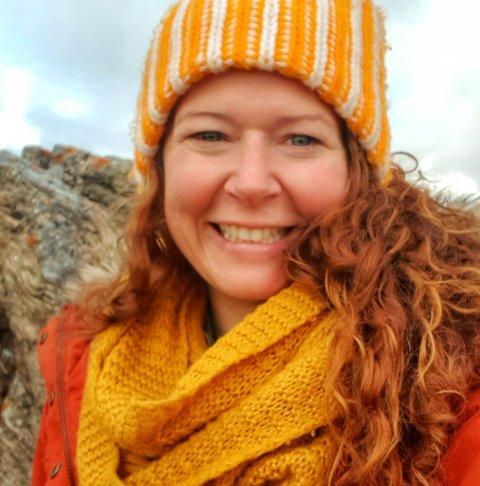 MERSMAK: Turen til Pasvik-skogen ga mersmak for Alexa-Kristin Camire.