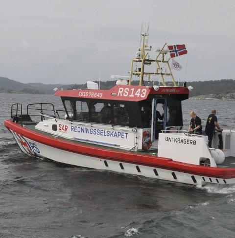 FÅR STØTTE: «UNI Kragerø» har fått støtte fra bedrifter.