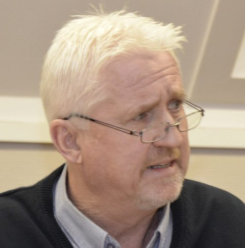 Nei: Redar Skoglund gikk sterkt imot havbruk i Stølefjorden.