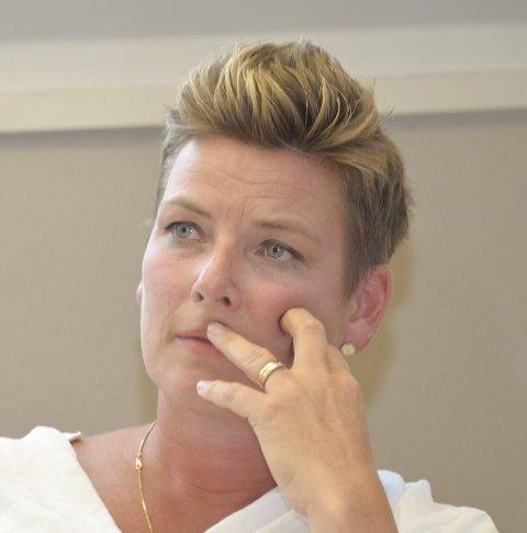 Ikke fornøyd: Henriette Fluer Vikre (Frp).