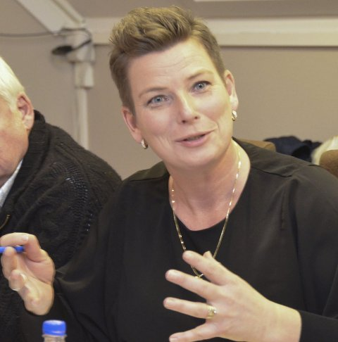 Anbud: Henriette Fluer Vikre (Frp) talte varmt for et anbud.