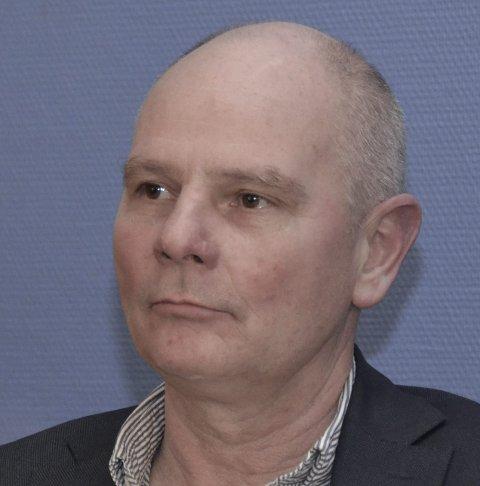 Orienterte: Kommunalsjef Alv Dag Brandal.