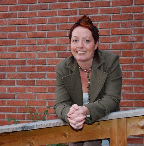 Seks kvinner: Gunn O. Berg er ein av seks kvinnelege søkjarar til stillinga som kommunalsjef for barnehage og utdanning. Berg er i dag avdelingsleiar ved Nord- Gudbrandsdal vidaregåande skule.