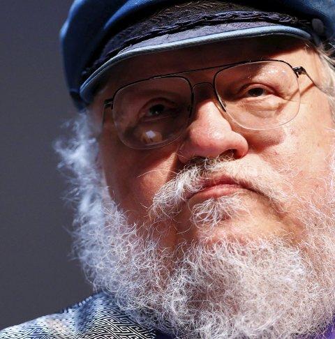 Spørsmål 1:  Hvem skrev «Game of Thrones»-bøkene?