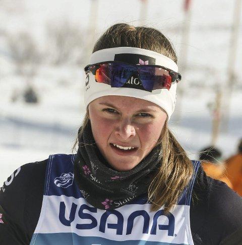 STÅR OVER: Mathilde Myhrvold går ikke åpningsdistansen i junior-VM. Arkivbilde