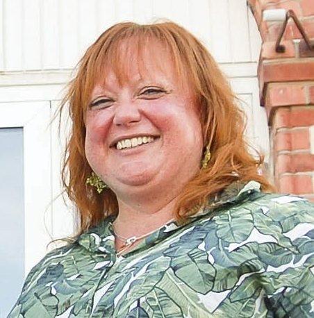 Er klar: Rektor Kjersti Sandvik ved kulturskolen.
