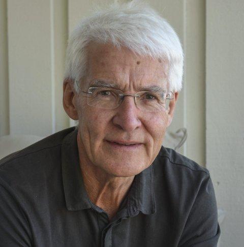 BILHANDEL: Tore Stenersen (67) kjøpte en Ford Capri kontant av onkel Gudmund bare noen uker før han forsvant. Foto: Håvard Lillebo