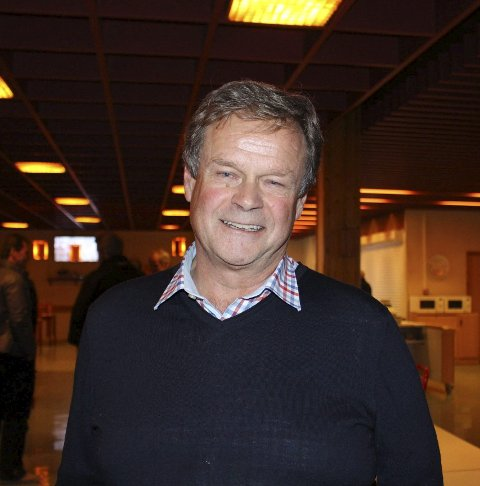 NORCEM: Per Brevik er direktør i HeidelbergCement.