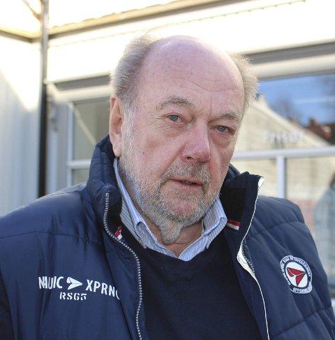 FORMANN: John Bråthen i nye Bamble Reiselivsforening.