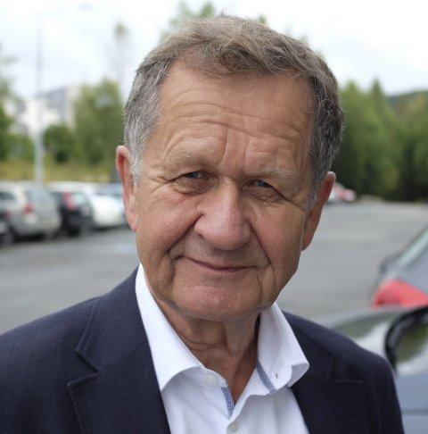 Måtte gi opp: Daglig leder i Aventa, John Rekstad.