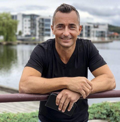 Fotballminner: Hans Børge Lien Pettersen.