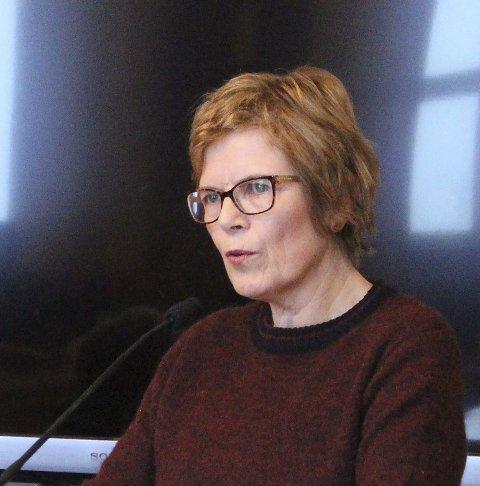 NYTT MØTE: Kommunalsjef Aud Fleten skal orientere utvalg.