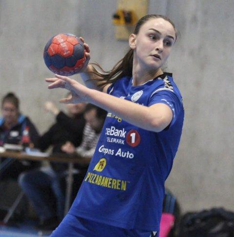 To tap: Susanne Pettersen og Pors.