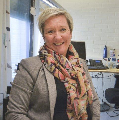 SVARER: Kultursjef Mariann Eriksen svarer festivalarrangør.