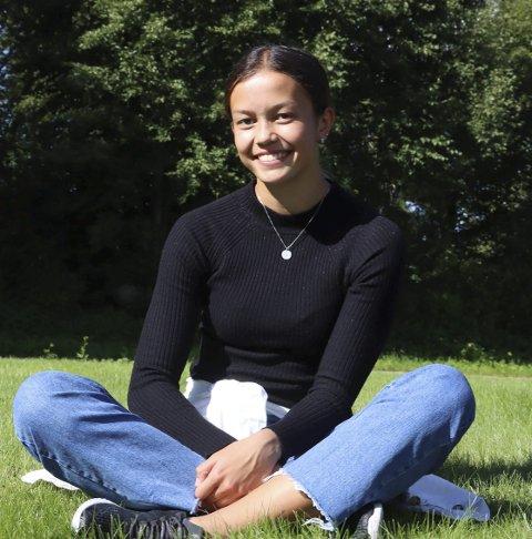 Lisa Stensøy satt ny kretsrekord på 400 meter under et elitestevne på Bislett. Hun er nå klar for tre norgesmesterskap i år.