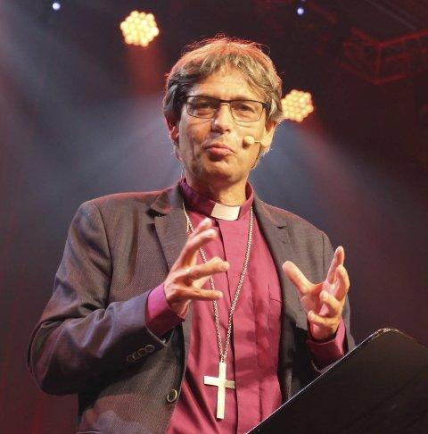 BISKOP: Reinertsen mener kirken er tjenlig og spennende.