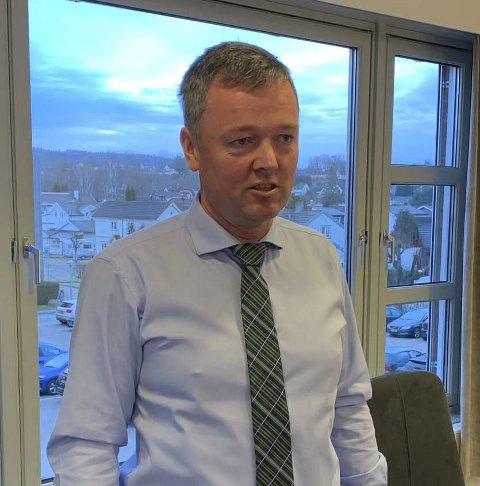 DOMMER: Øyvind Haugen dømte i saken mot 22-åringen.