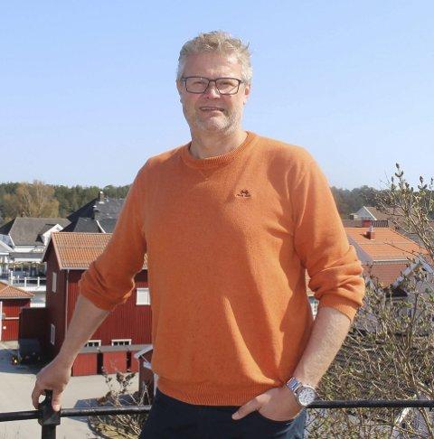 Ønske: Høgne Skøld og Bamble ønsker samarbeid.