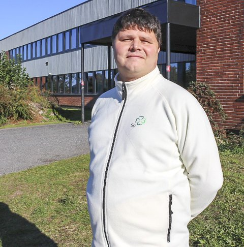 Skeptisk: Sp-politiker Kristian Leerstang Sørensen.