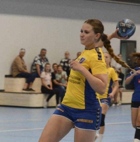 Annette Kaalstad: Ble toppscorer igjen.