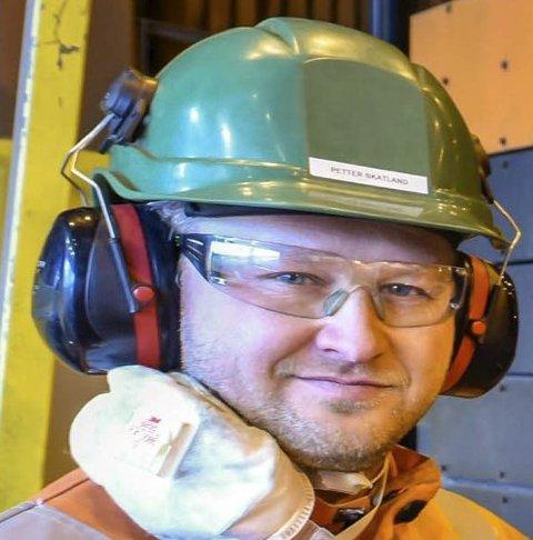 VALSE: Petter Venes Skatland tar over valseverket til Celsa.