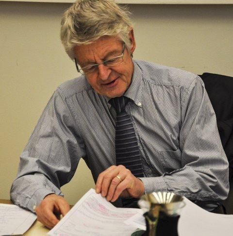 Harald Stabell er forsvarer for den dømte mannen, som nå anker dommen.
