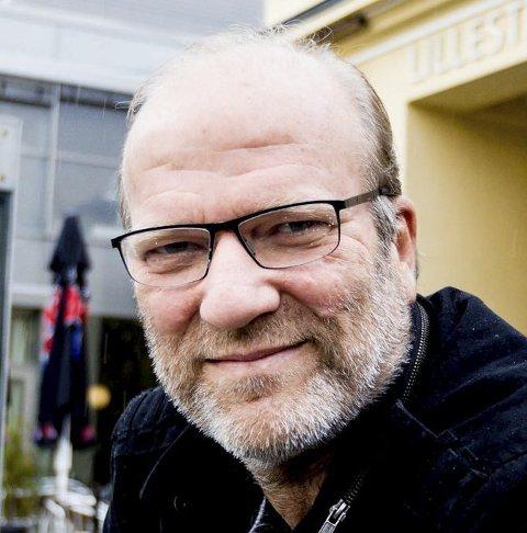 Fornøyd: Ingar Helge Gimle (59). FOTO: TOM GUSTAVSEN