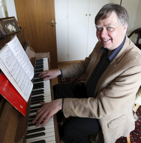 Fyller år: Komponist Morten Gaathaug fyller 60 år.