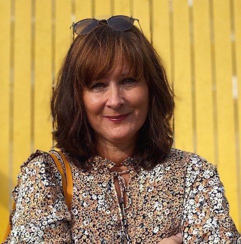 GRÜNDER: Marit Skartun Møller Narvesen har startet nytt firma.