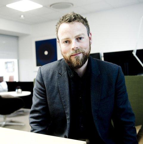 NYTT VALGFAG: Torbjørn Røe Isaksen (H) lanserer et nytt valgfag for elever.