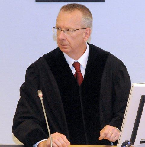 DOMMER: Sorenskriver Håvard Skjeldås i Aust-Telemark tingrett var dommer i saken.