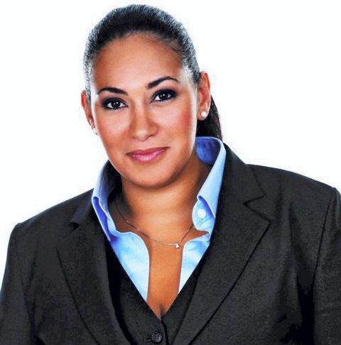 NY JOBB: Sarah Natasha Melbye får ny jobb.