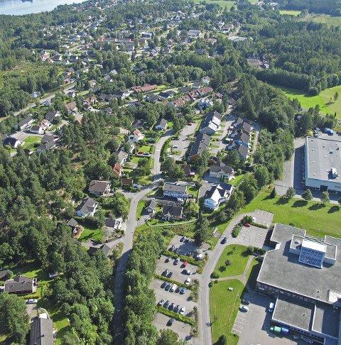 Fra 1. januar 2017 er Vear en del av Tønsberg