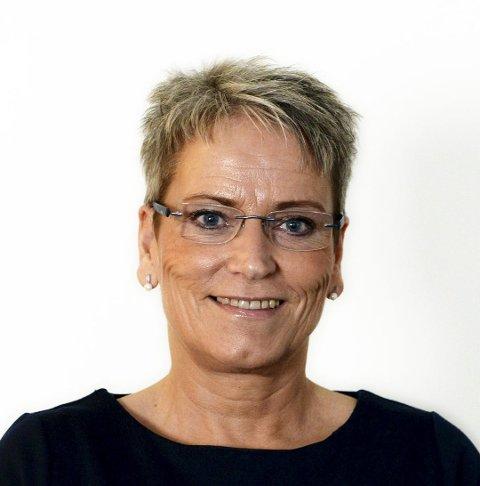 OUTSIDER: Tove Øygarden seiler opp som en utfordrer til Høyres tre sittende stortingsrepresentanter i Vestfold. Ramnes-bosatte Øygarden hadde en sentral politisk rolle i tidligere Re kommune.